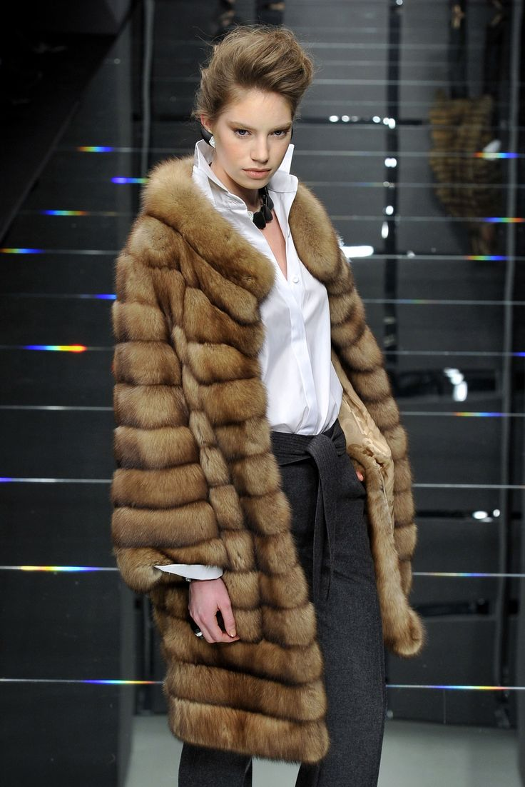 Your first fur should be a classic fur, 2nd fur a jacket, 3rd a sweater fur and 4th a designer fur with odd colors or a fun fur
