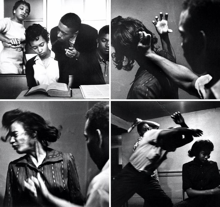 Tbt @Regrann from @negus_negusti -  In 1960 college student activists gathered at Shaw University in Raleigh NC and organized the Student Nonviolent Coordinating Committee (SNCC) to fight for civil rights.  The SNCC played an important role in civil rights history and was fundamental to the organizing of sit-ins freedom rides and other forms of direct-action protest. To prepare for the type of hatred and violence they would encounter from white racists  students practiced passive resistance…
