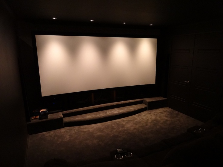 Mikes down-under theatre build - 1 of 2