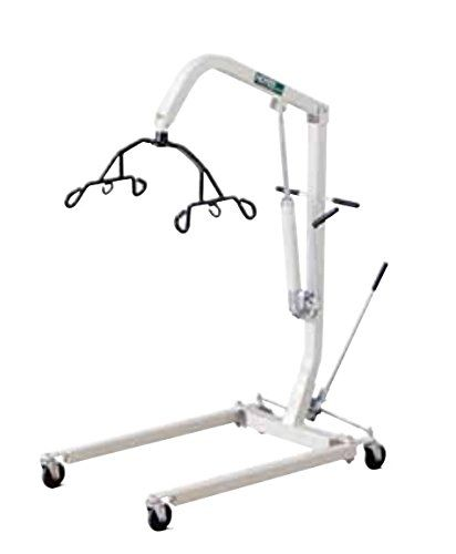 Hoyer Hydraulic Patient Lift With Pump Handle