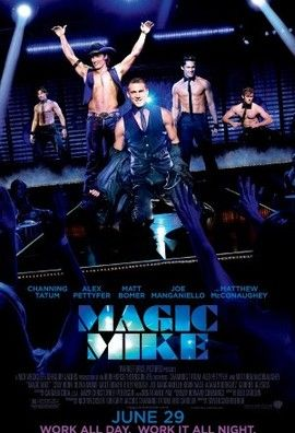 Magic Mike (2012) DVD release date: after ~ 4 months