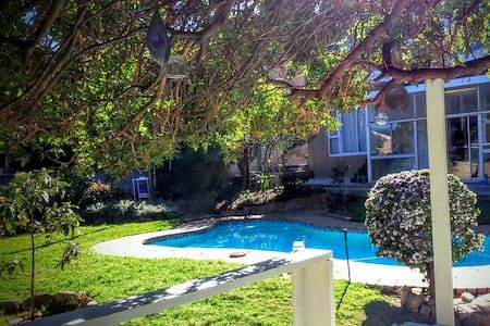 Check out this awesome listing on Airbnb: Side Cottage - Apartments for Rent in Cape Town