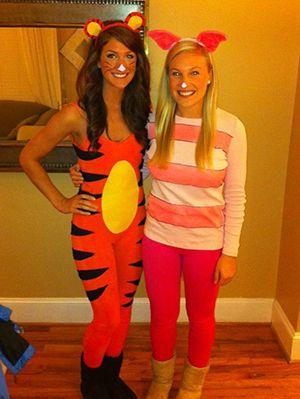 18 Cute, Unique DIY Halloween Costumes For Best Friends   Gurl.com