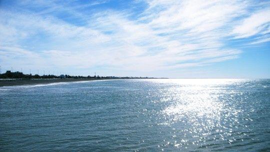 Playa Unión - Rawson Chubut Argentina.-