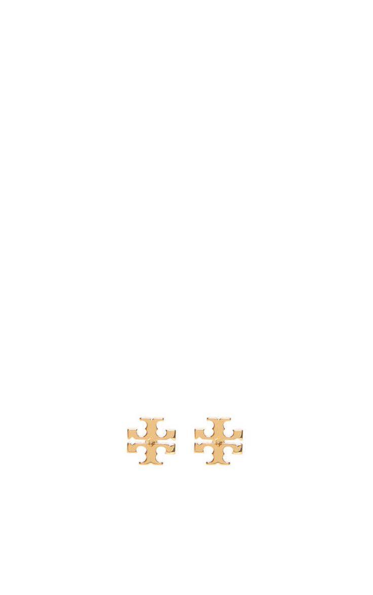 Örhänge Small T-logo Stud GOLD - Tory Burch - Designers - Raglady