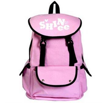 Kpop SHINee  multifunctional practical backpack