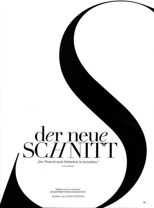 brand relevance • fashion typography