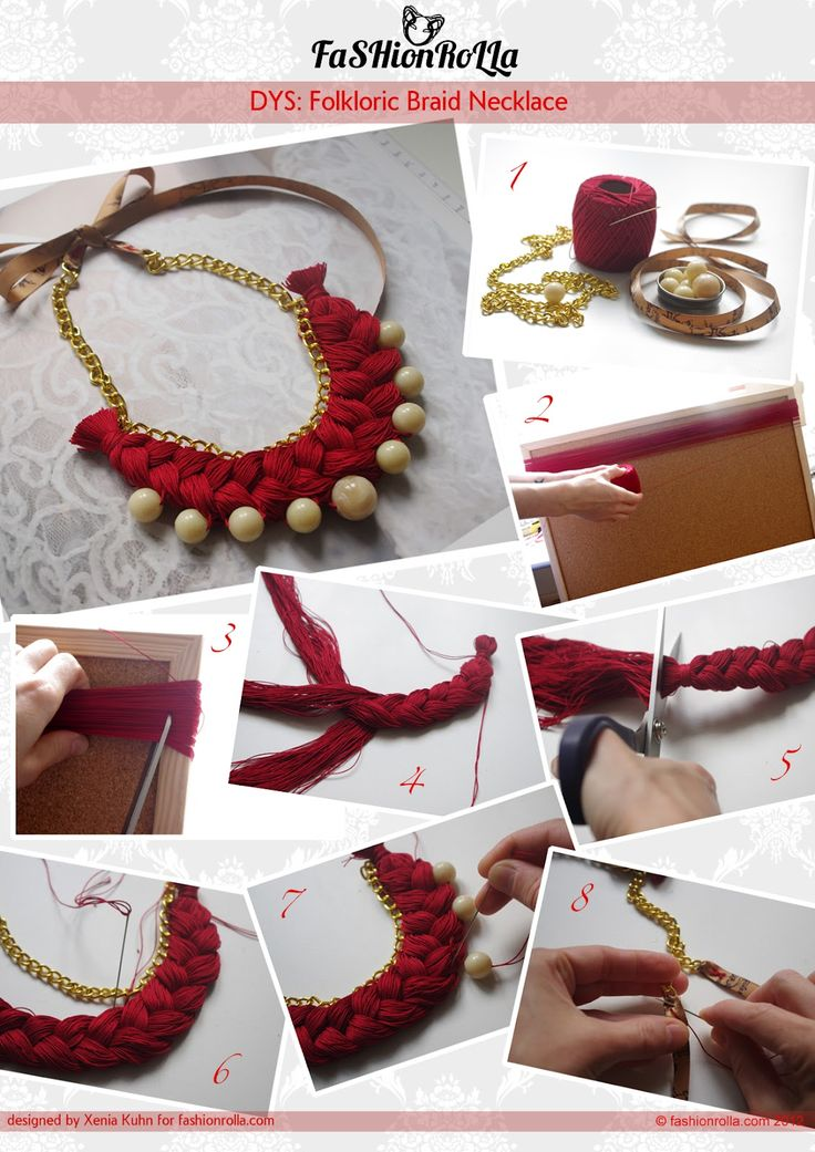Make Jewelry By Yourself: 17 Wonderful DIY Jewelry Tutorials