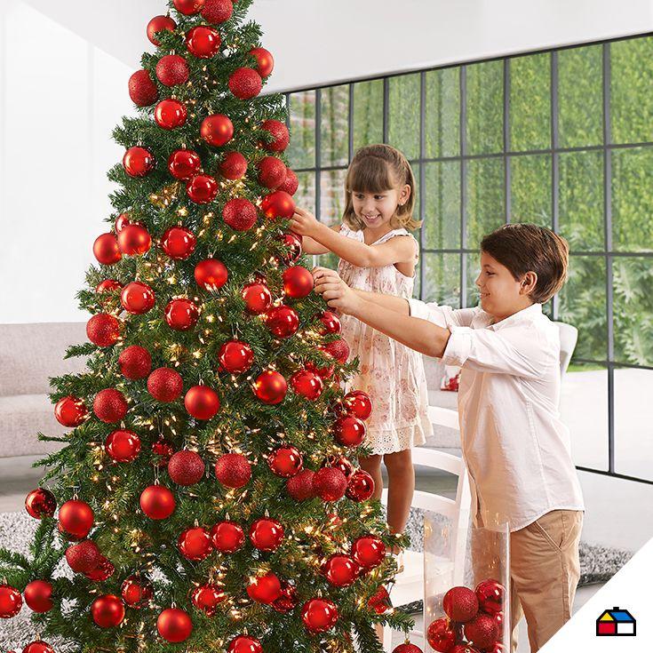 Insp rate con nuevas decoraciones para navidad sodimac for Decoracion hogar sodimac