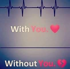 So true... very accurate of how my heart is...