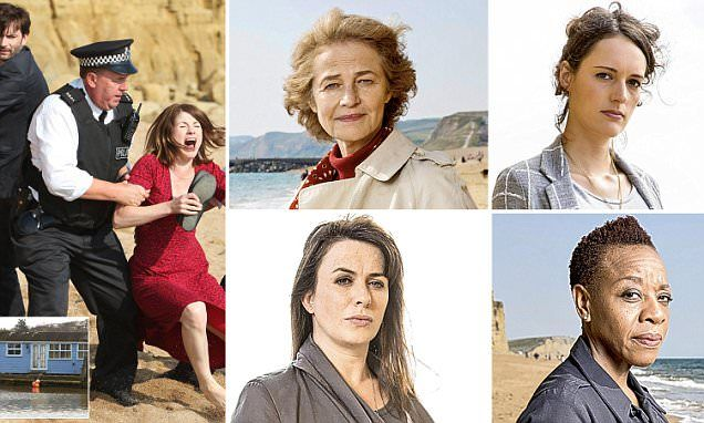 EXCLUSIVE: Dark secrets of Broadchurch 2 ahead of next month's sequel #DailyMail