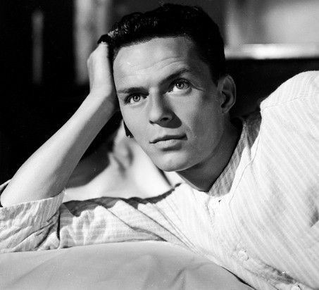 Frank Sinatra   The Voice  The Eyes   The Everything