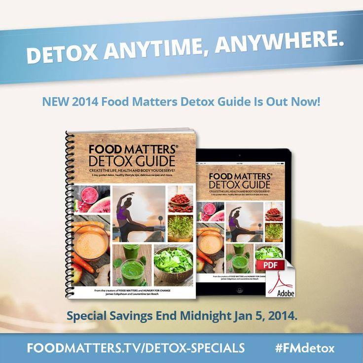 37 best 2014 free 3 day detox images on pinterest clean eating new food matters 2014 detox guide is out now special forumfinder Images
