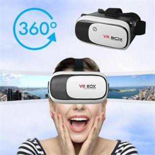 Sanal Gerçeklik Gözlüğü VR 3D