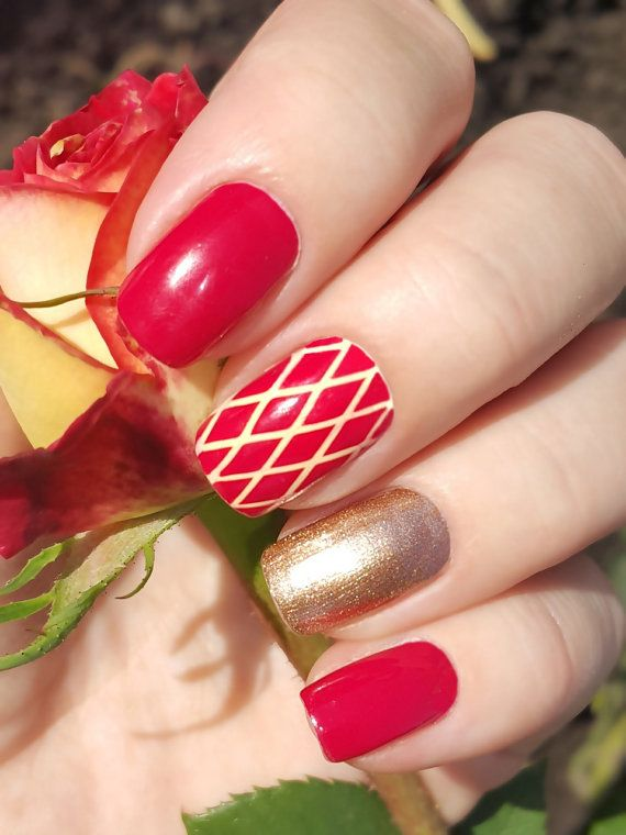 Circus nail art vinyls - incredible nail stencils by Unail - £3.90