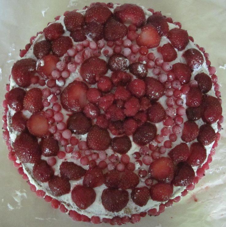 #leivojakoristele #mansikkahaaste #droetker Kiitos Kaija M.