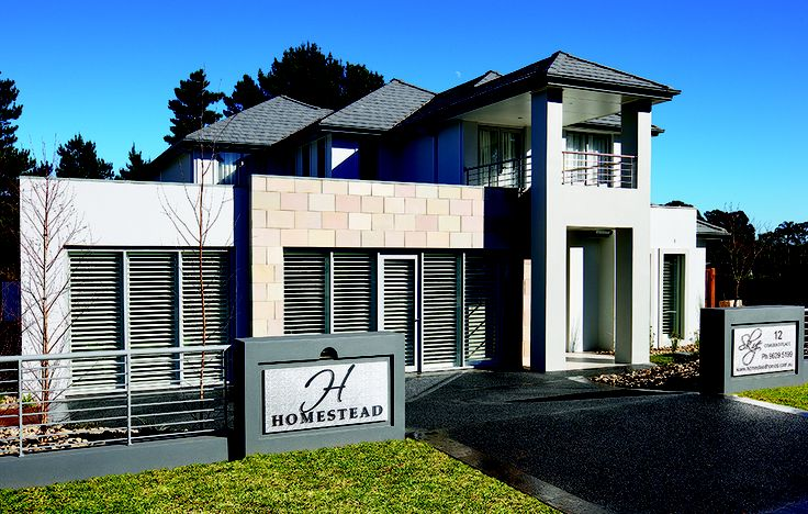 The Skye is a stylish family home that can be built on a narrow (15m) block. Visit the Skye at our Bella Vista display centre or preview on our website: www.homesteadhomes.com.au