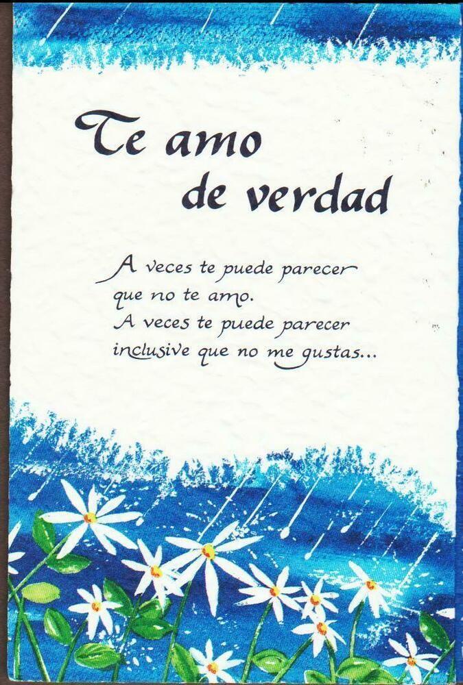 Spanish Blue Mountain Arts Greeting Card Romantic I Really Do Love You Bluemountainarts Loveromance Greeting Card Set Greeting Cards Mountain Art