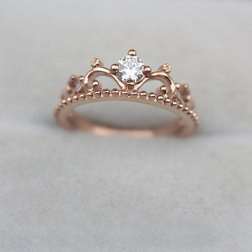 Natural Diamond Ring Wedding Band Diamond Band by AbbyandWills, $525.00.  Gorgeous and so unusual... a girl can dream.