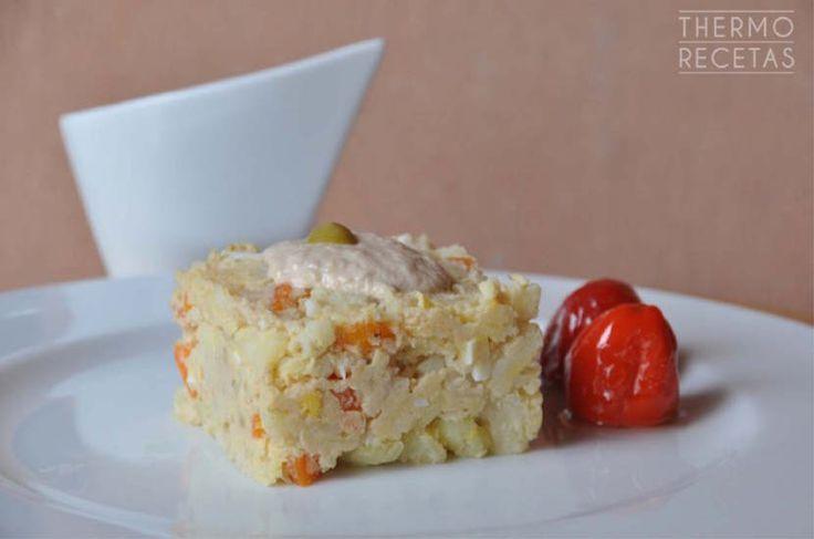 Salsa de yogur, atún y aceitunas | Recetas Thermomix | Bloglovin'