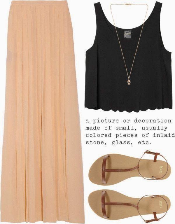 cute summer outfit | FASHION KITE