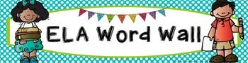 Use this ELA Vocabulary Word Wall Banner - chevron themed (with Melonheadz kids or without), to turn your boring, old bulletin board into a fun, colorful academic vocabulary math word wall! Just download, print, (laminate if you wish), and adhere to your bulletin board for an eye-catching display that all your students will enjoy!