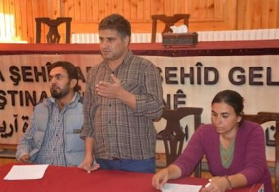 #Media #Oligarchs #MegaBanks vs #Union #Occupy #BLM  New Campaign to Establish Agricultural Cooperatives in #Rojava   http://www.geo.coop/content/new-campaign-establish-agricultural-cooperatives-rojava   The Economic Council and Kongreya Star's (Women's Confederation) Women's Economy Council in Girkê Legê [Al-Muabbada], have made a campaign to form agricultural cooperatives in preparation for the agricultural season. The campaign is to form 13 agricultural cooperative societies.   The…