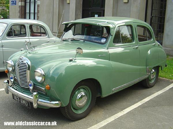 Classic Austin  A40 Somerset