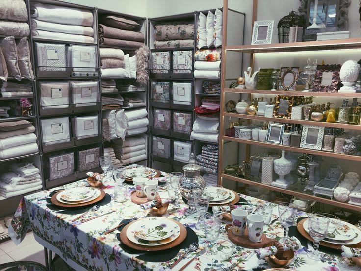 Zara Home Store. Moscow, February 2016.