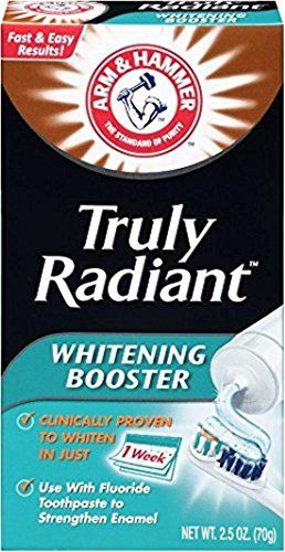 Teeth Whitening Kit | Arm and Hammer Whitening Booster 25 Ounce Pack of 3 >>> Want to know more, click on the image. Note:It is Affiliate Link to Amazon. #liking