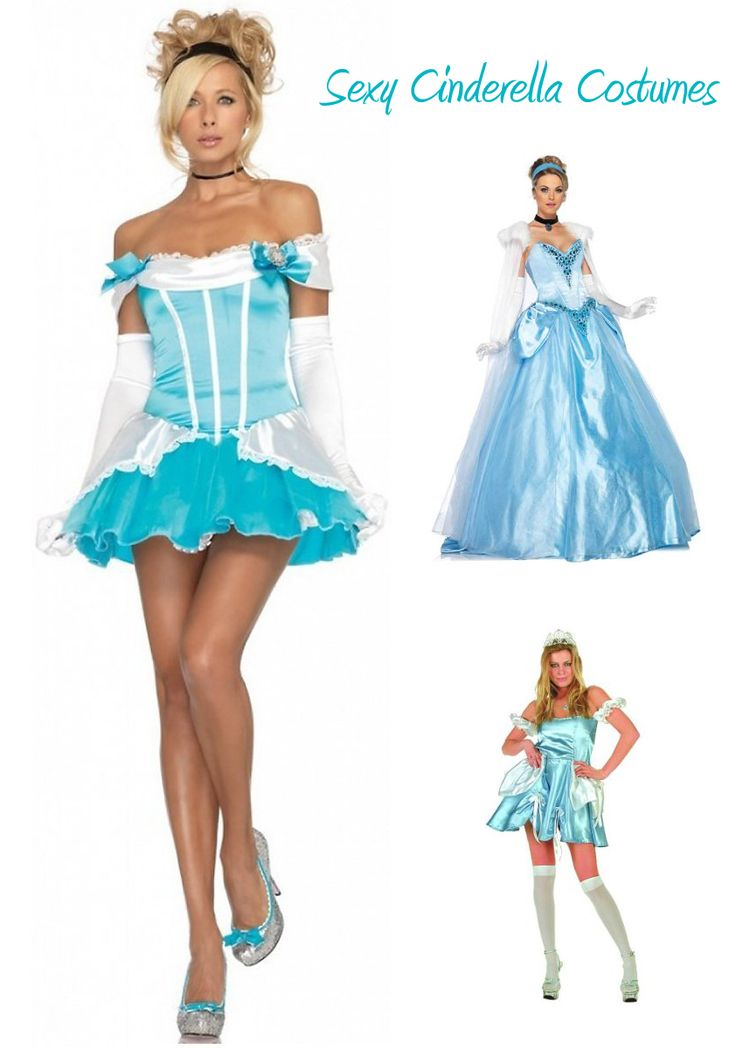 12 best Sexy Cinderella Costume images on Pinterest | Cinderella ...