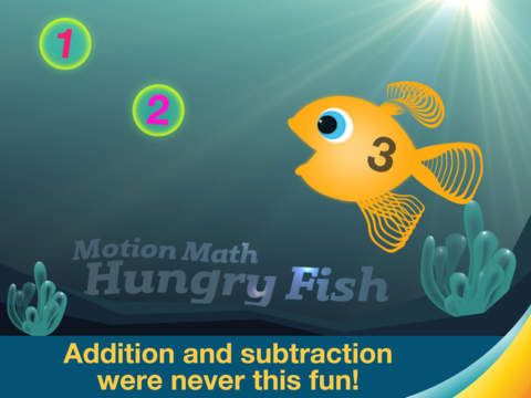 Motion Math: Hungry Fish by Motion Math