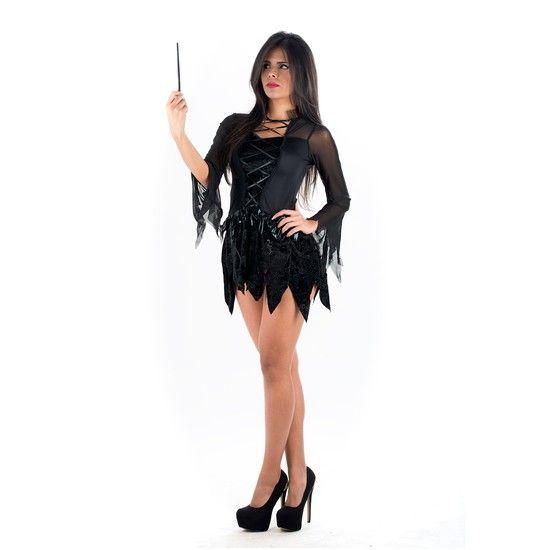 PICARESQUE - DISFRAZ ANGEL NEGRO NEGRO - Sex Frodisia Sex Shop http://www.sexfrodisia.com/disfraces/19728-picaresque---disfraz-angel-negro-negro.html