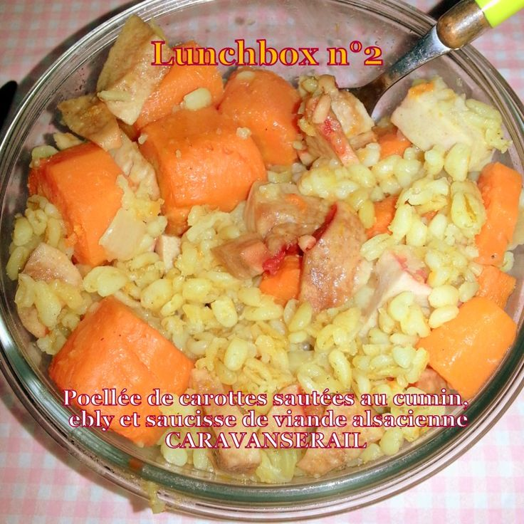 Ebly aux carottes et la saucisse de viande recettes de - Viande facile a cuisiner ...