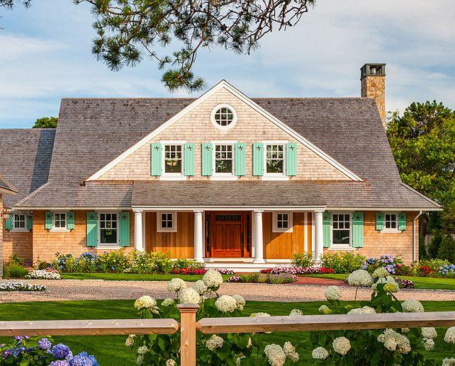 46 best images about beach house exterior on pinterest for Coastal living exterior paint colors