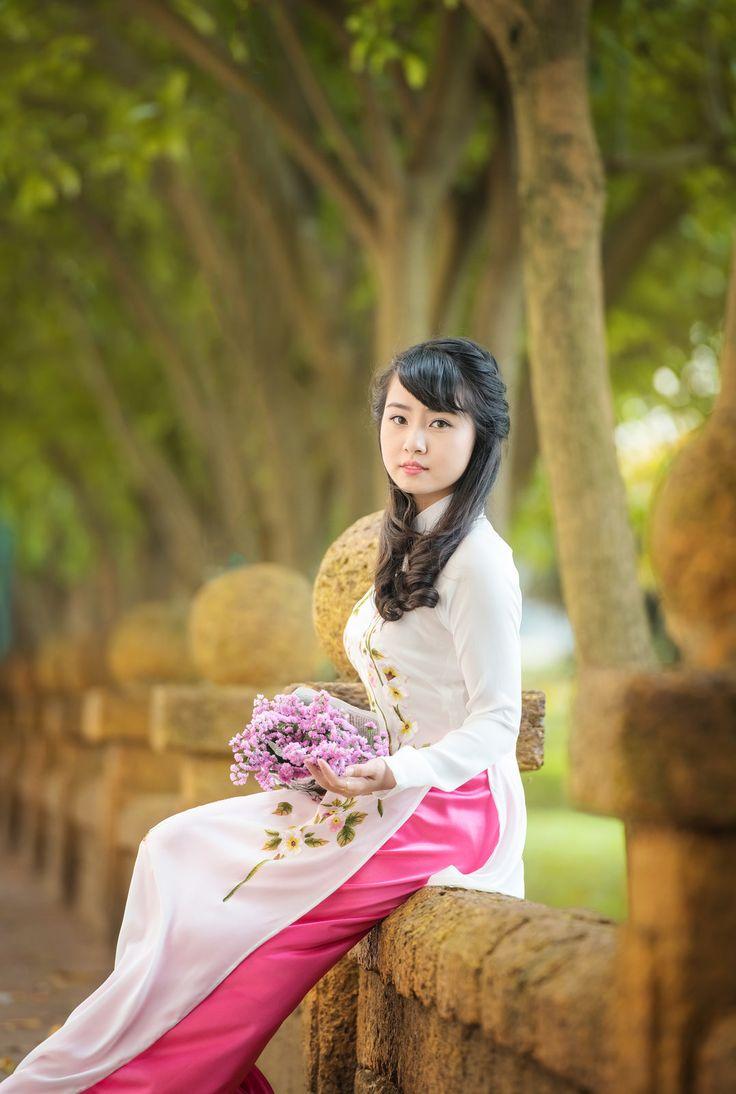 Vietnamese Model - Beautiful girls in Vietnam 2018 - Part