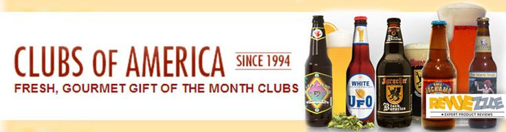 Want a#beerclubwith more than just monthly craft beer deliveries? Clubs of America Beer Club has you in mind.  #beerclubs #beer #review