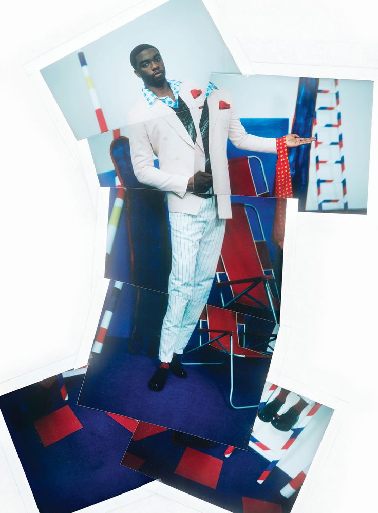 Best Performances 2015 - Chadwick Boseman in Get On Up - Photography by Tim Walker - W magazine