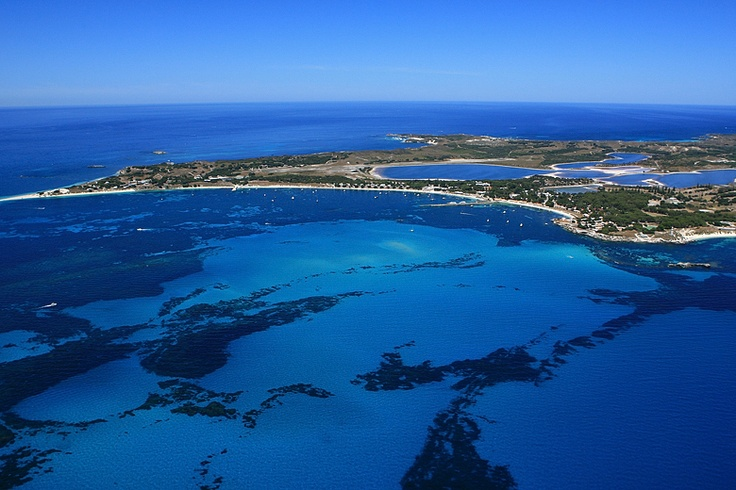 Rottnest Island Australia: Thomson Bay, Rottnest Island, Western Australia