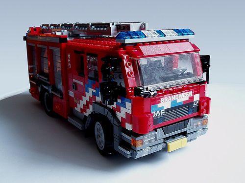 amazing lego trucks | Amazing Lego Creations - Lego Trucks | Tundra Headquarters Blog