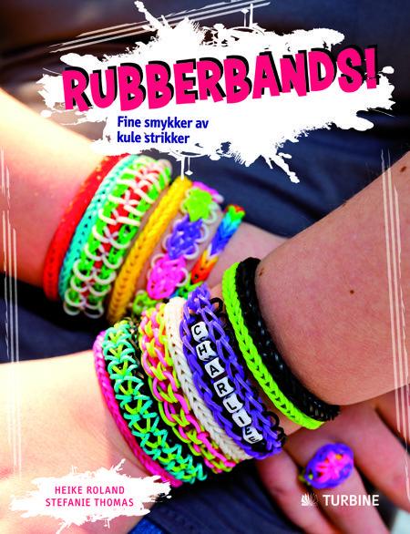 Rubberbands! Fine smykker av kule strikker