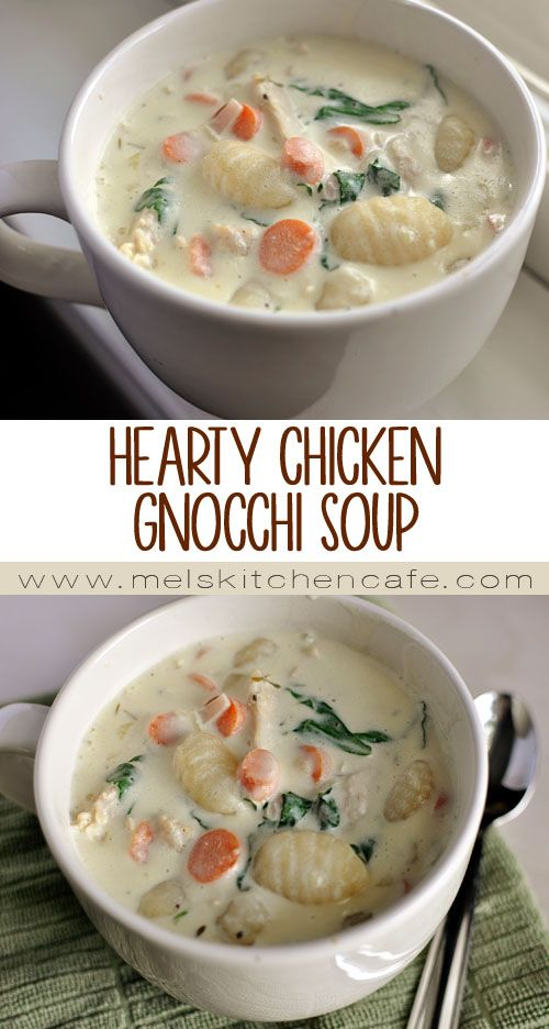 Best 25 Chicken Gnocchi Soup Ideas On Pinterest Gnocchi Soup Olive Garden Gnocchi Soup And