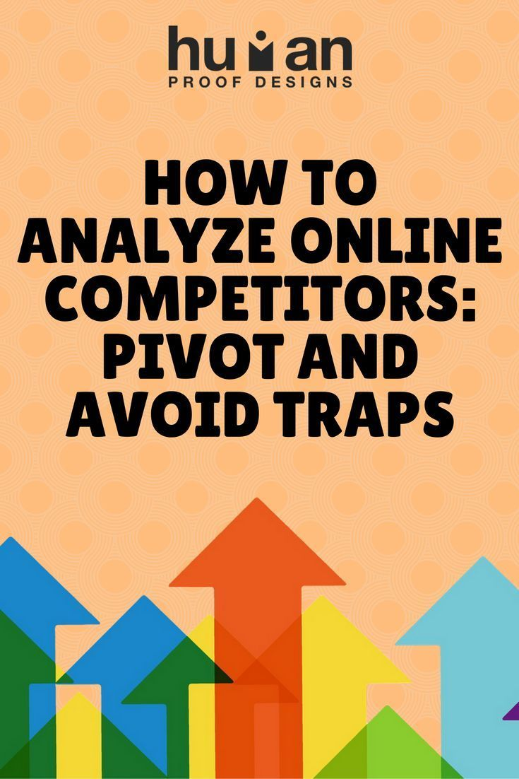 Competitor analysis templates for your online business