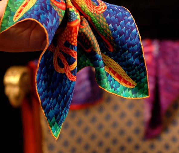 шелковые карманно-нагрудные платки QVIOLLA - Общий фотоальбом - Галерея - Форум о моде и стиле