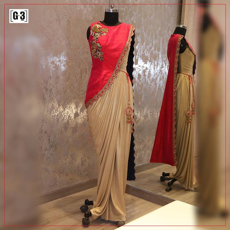A lovely golden draped gown with a top Jacket Overcoat. For Instant Price and Queries Whatsapp - +91-9913433322 sarees,#saris,#indianclothes,#womenwear, #anarkalis, #lengha, #ethnicwear, #fashion, #ayushkejriwal,#Bollywood, #vogue, #indiandesigners ,#handmade, #britishasianfashion, #instalove, #desibride, #bollywoodfashion, , , #style ,#indicanbeauty, #classy, #instafashion, #lakmefashionweek, #indiancouture, #londonshopping, #bridal, #statement