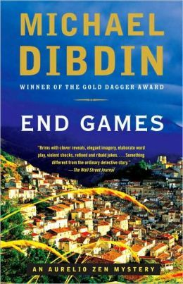 End Games by Michael Dibdin (Aurelio Zen Series #11)