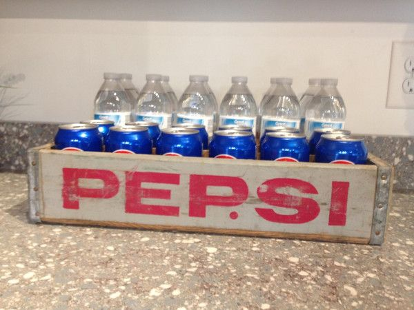 Old wooden cokepepsi dr pepper crates value