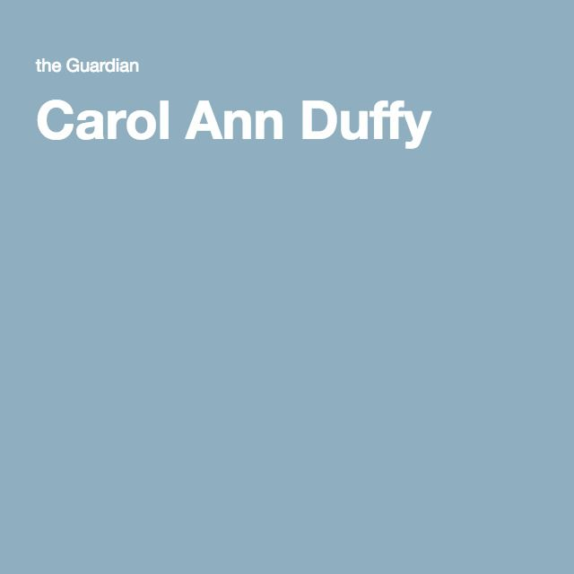 Duffy  Carol Ann   Mean Time   Poetry   Key Stage   English