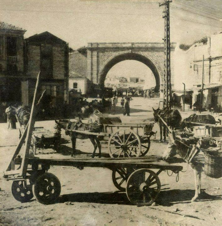 Heraklion , Chanioporta 1920