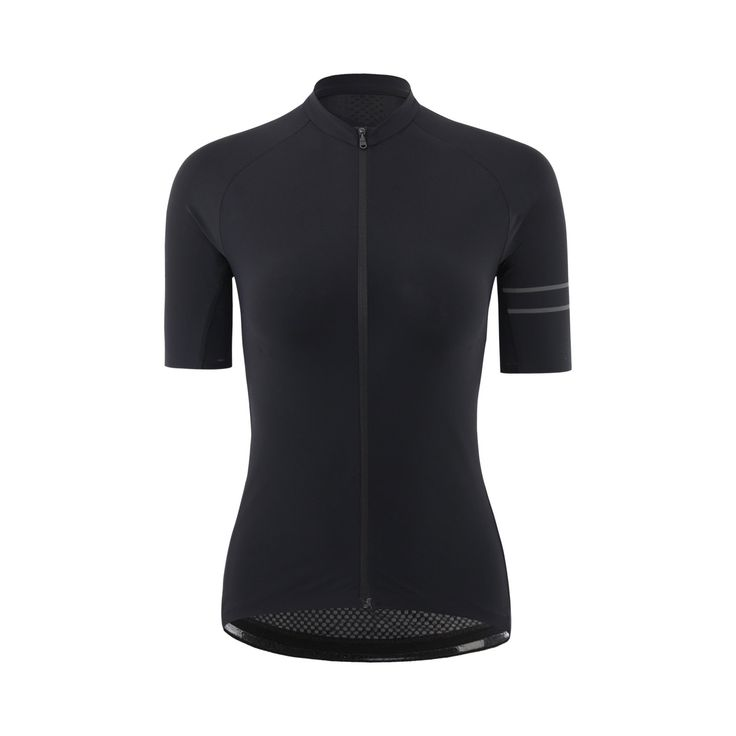SS18 Women's Team Jersey / Black – Vertex London